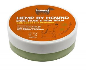 Natural Paw & Nose Balm for Dogs