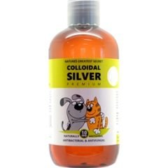 Colloidal Silver Solution