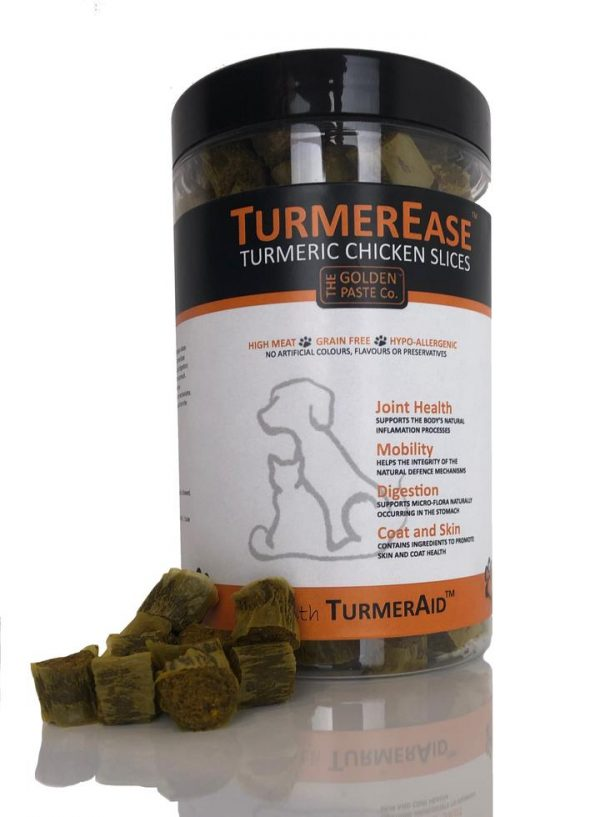 TurmerEase™ Chicken Slices